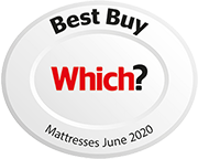 Which? Best Buy mattresses award 2020