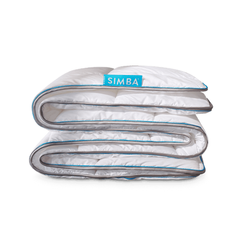 Simba Hybrid Duvet with Stratos