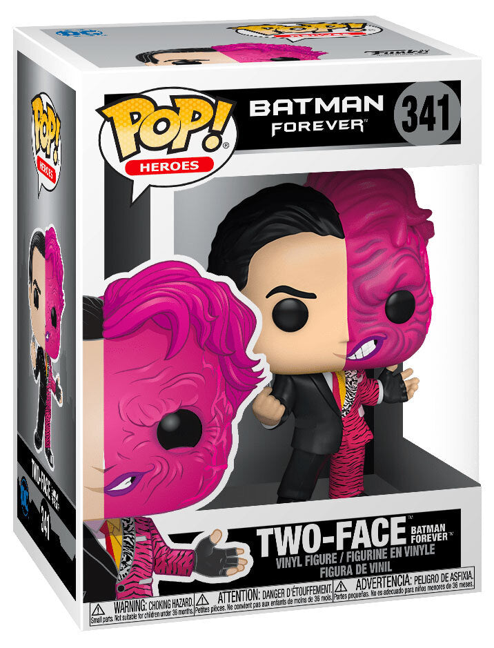 Funko POP - Heroes Batman Forever : Two Face