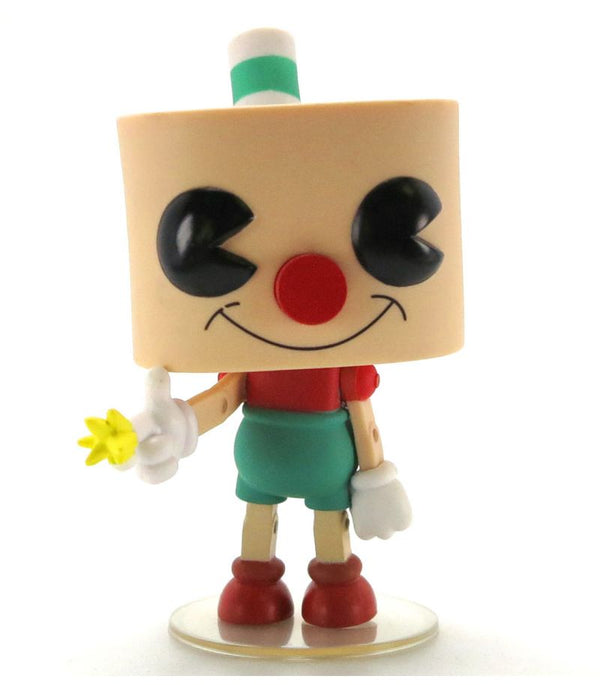 Funko POP - Games: Cuphead Cuppet