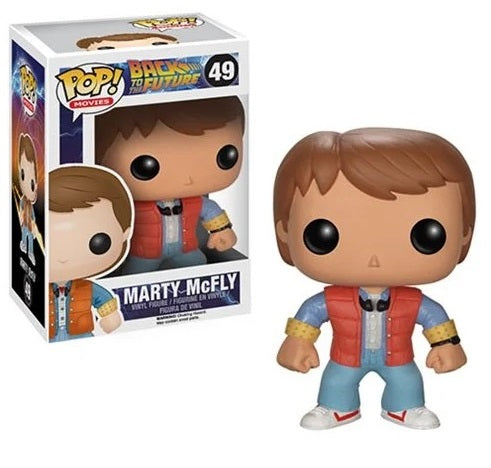 Funko POP! Back to the Future - Marty McFly