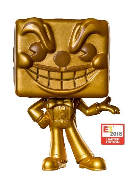 Funko POP! Cuphead - King Dice (E3 2018 Limited Edition)