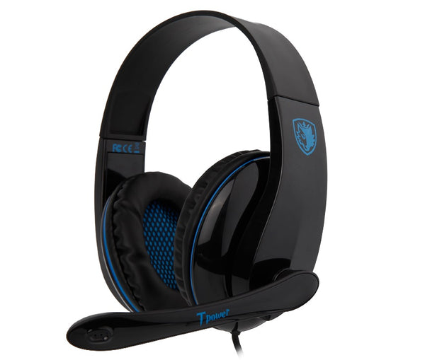 SADES: TPower SA 701 - Gaming Headset