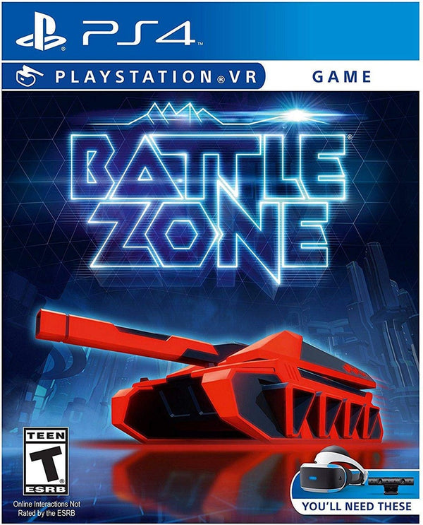 [PS4] Battlezone - R1