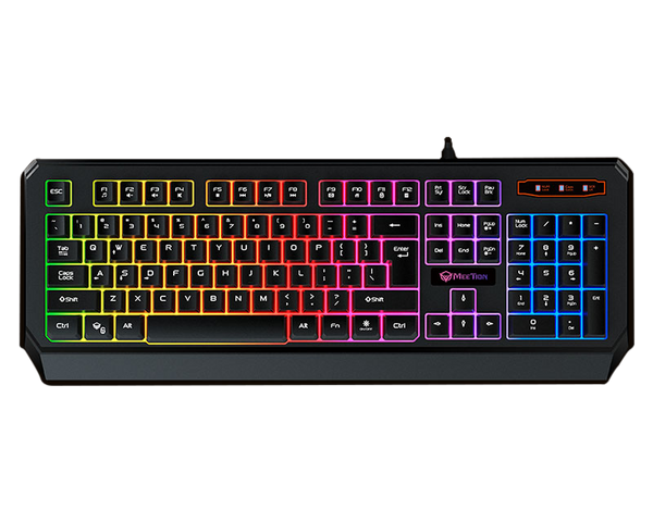 Meetion Waterproof Backlit Gaming Keyboard K9320