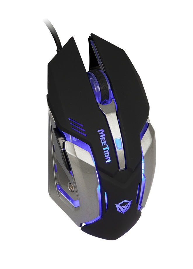 MEETION - Entry level PC Backlit Gamer Mouse BL M915
