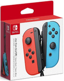 Switch Joy-Con (L/R)-Neon Red/Neon Blue