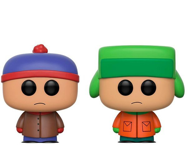 Funko POP South Park - Stan and Kyle