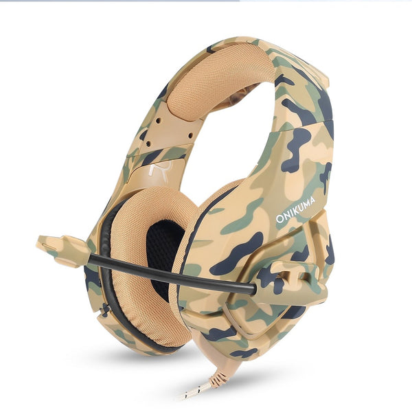 Onikuma K18 Camo - Gaming Headset