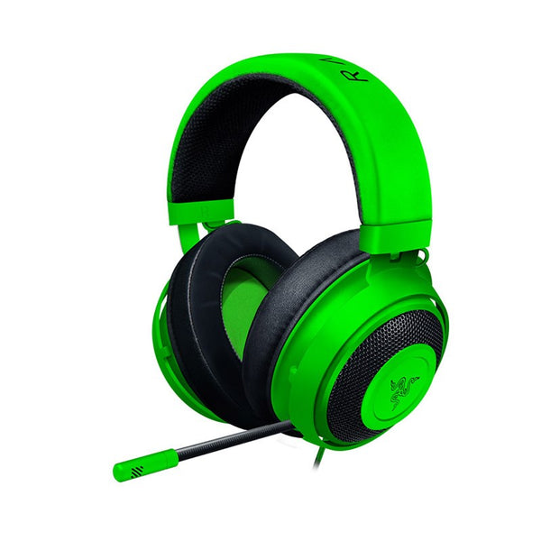 Razer Kraken Tournament Edition: Thx Spatial Audio Gaming Headset - Green