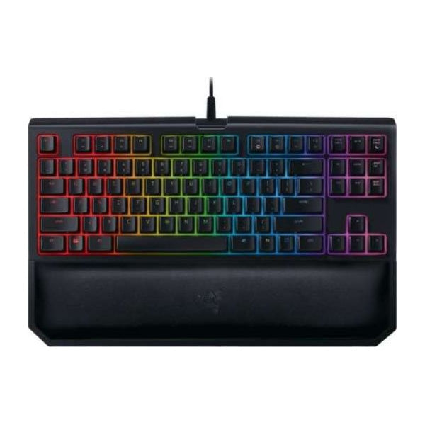 Razer BlackWidow Chroma V2 Tournament Edition USB Gaming Keyboard - Orange