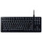 Razer BlackWidow Lite: Silent & Tactile Gaming Keyboard Backlit Mechanical Switches (Orange)