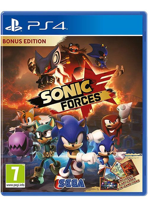 [PS4] Sonic Forces - R2