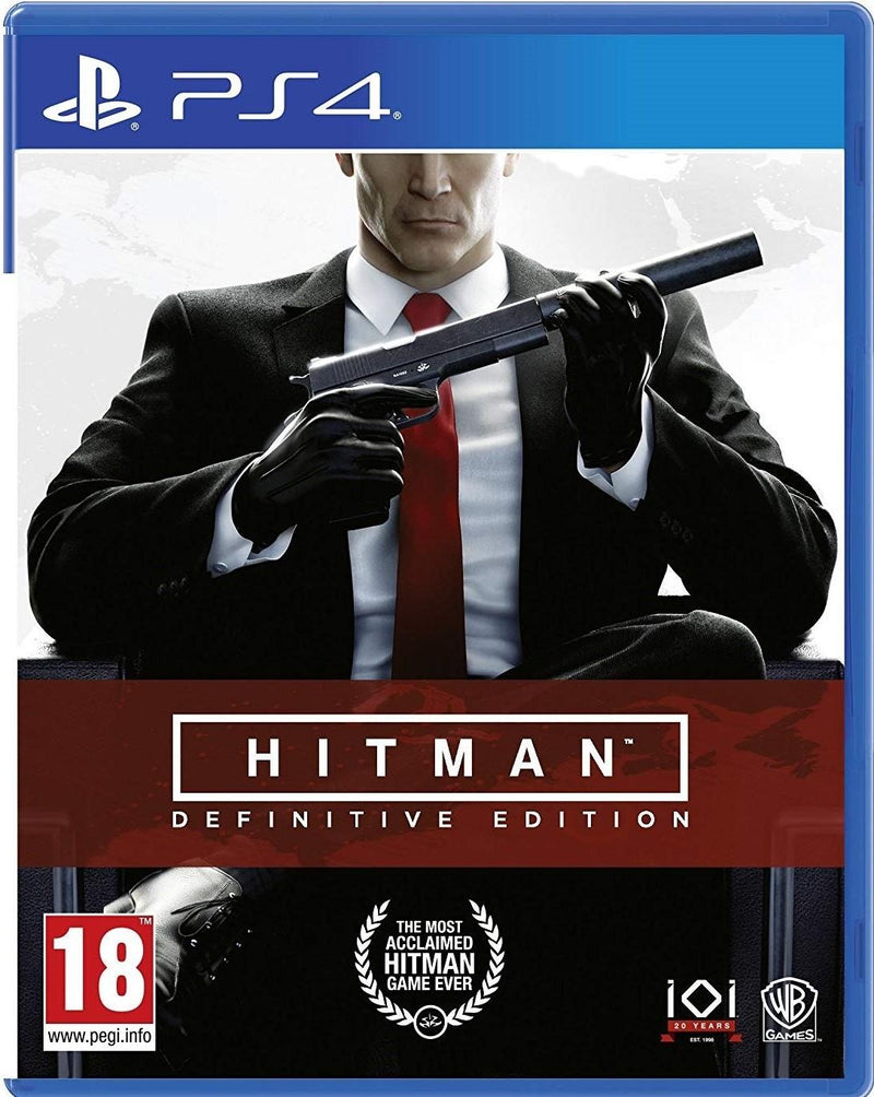 [PS4] Hitman: Definitive Edition - R2