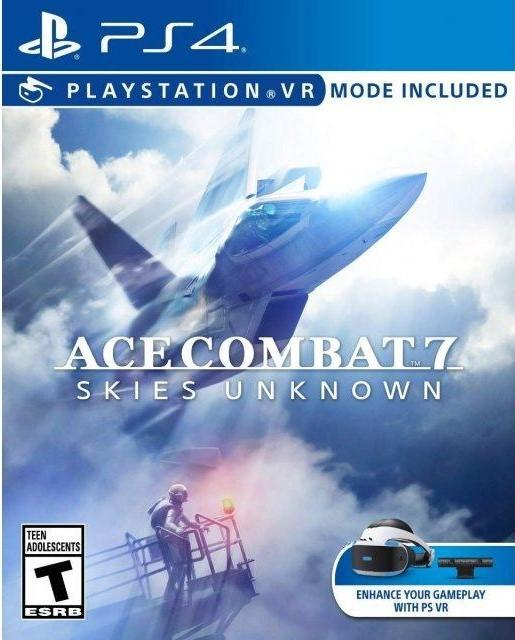 [PS4] Ace Combat 7: Skies Unknown - R1
