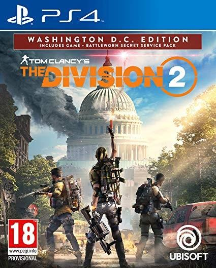 [PS4] Tom Clancy's The Division 2 - Washington D.C Edition - R2