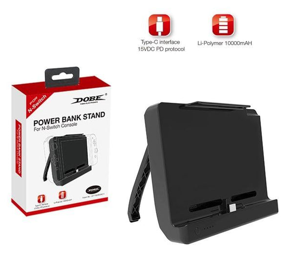 DOBE - Power Bank Stand - Nintendo Switch