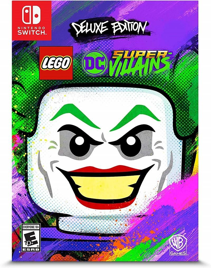 [NS] LEGO DC Super Villains Deluxe Edition - R1