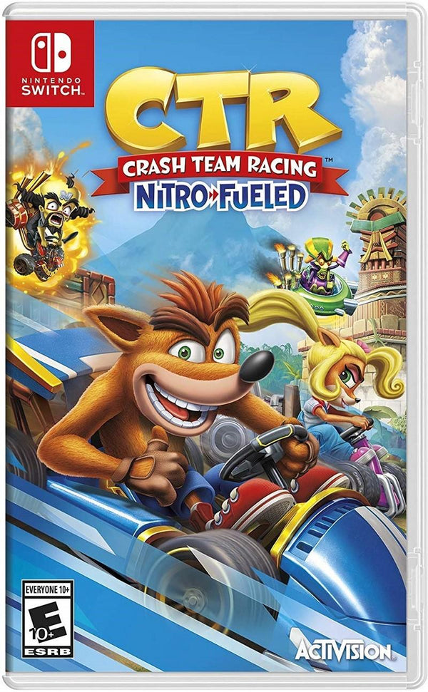 [NS] Crash Team Racing Nitro-Fueled - R1