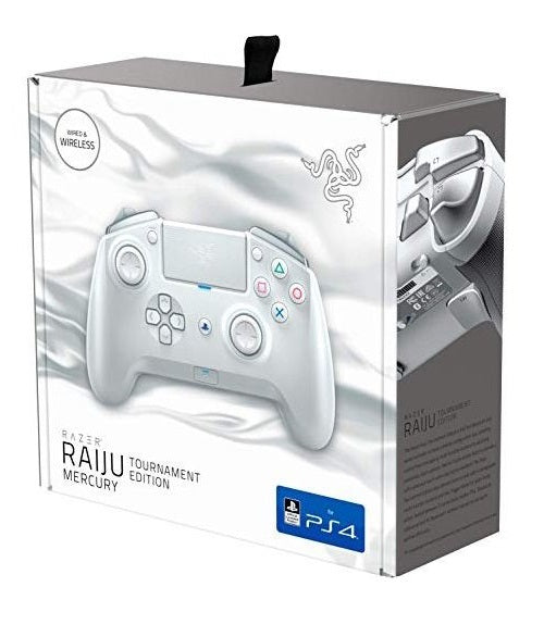 Razer Raiju TE Wireless And Wired Gaming Controller Mercury