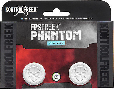 KontrolFreek Phantom for PS4 - White