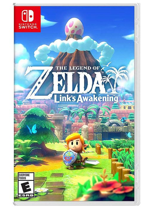 [NS] The Legend of Zelda: Link's Awakening - R1