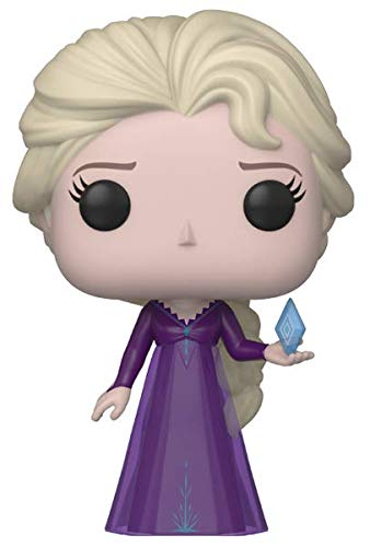 Funko Pop! Disney: Frozen 2 - Elsa in Nightgown with Ice Diamond