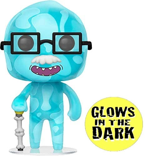 Funko POP! Rick and Morty - Dr. Xenon Bloom (Glows in the Dark)