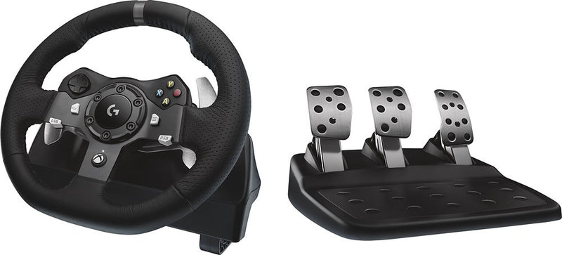 Logitech G920 Dual-Motor Feedback Driving Force Racing Wheel for PC & Xbox One