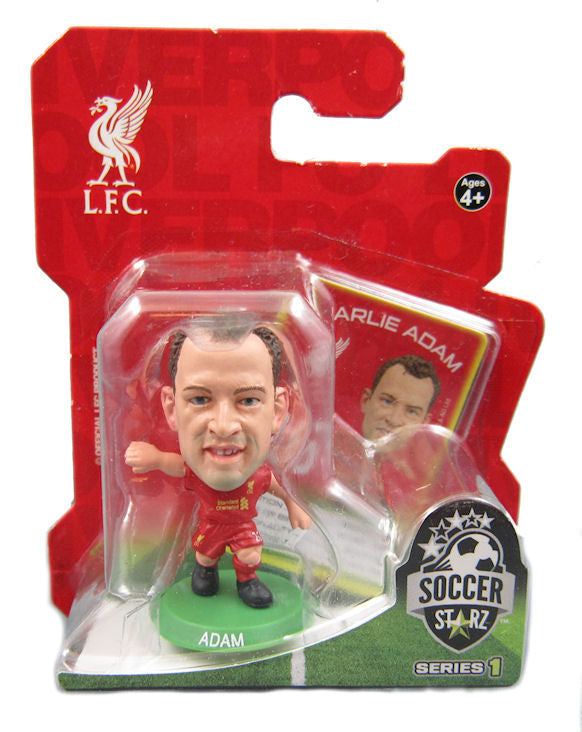 Liverpool: Charlie Adam - Home Kit Series 1