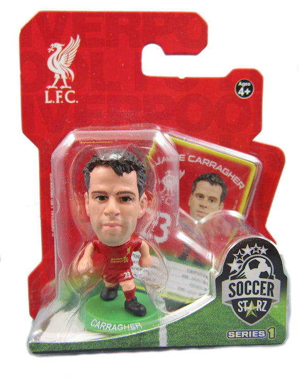 Liverpool: Jamie Carragher - Home Kit Series 1
