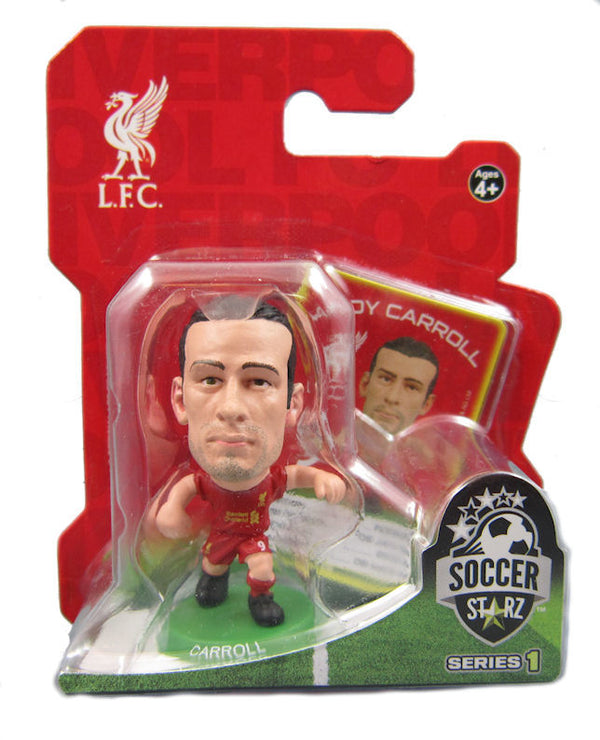 Liverpool: Andy Carroll - Home Kit Series 1