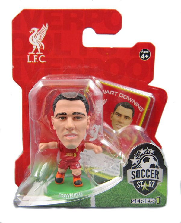 Liverpool: Stewart Downing - Home Kit Series 1