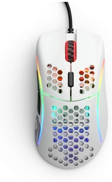 Glorious Gaming Mouse Model D - White