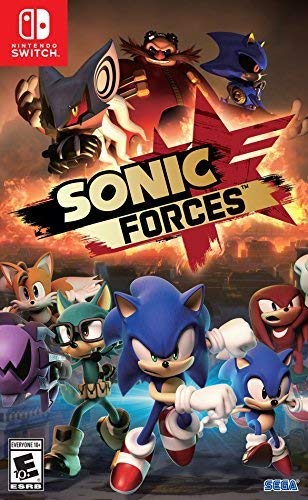 [NS] Sonic Forces - R1
