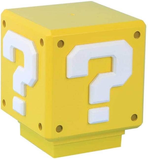 Paladone Mini Question Block Light, Super Mario Bros.