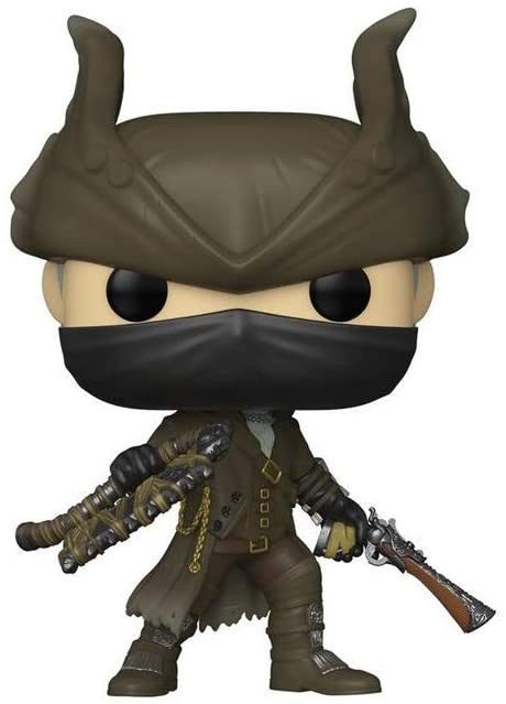 Funko Pop! Bloodborne The Hunter Exclusive