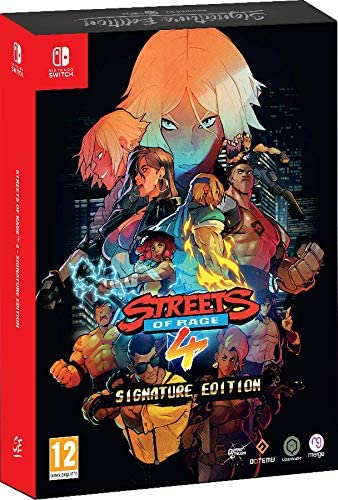 [NS] Streets of Rage 4 - Signature Edition - R2