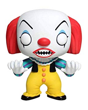 Funko POP IT The Movie Pennywise