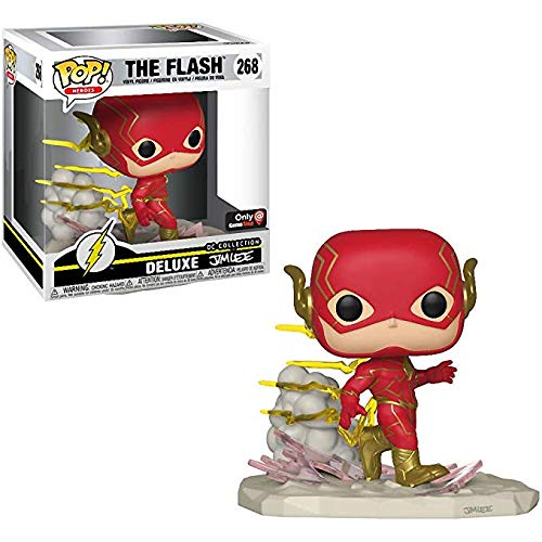 Funko POP! Deluxe DC Collection by Jim Lee The Flash