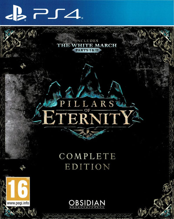 [PS4] Pillars of Eternity: Complete Edition - R2
