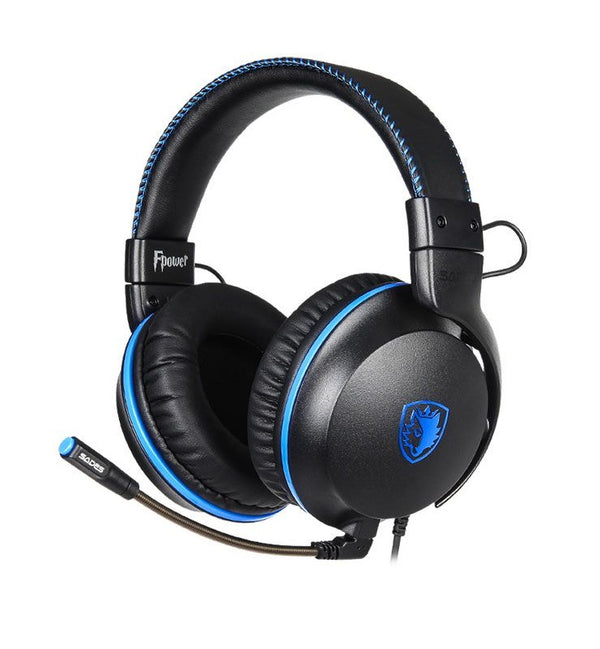 Sades: FPower SA-717 - Gaming Headset