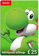 Nintendo eShop Card £25 - UK