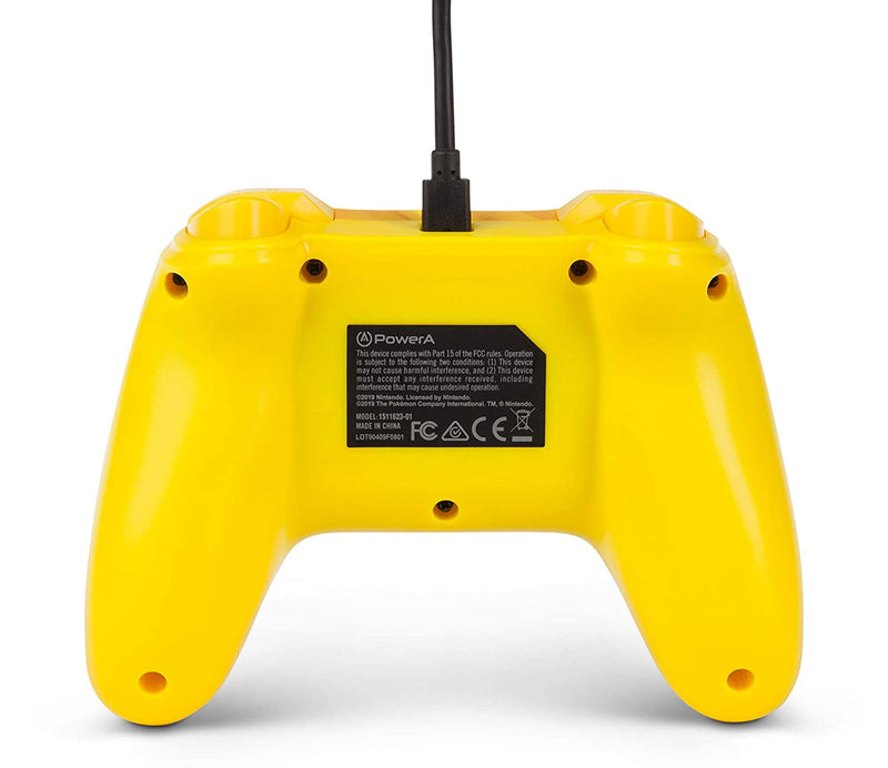 PowerA Wired Controller For Nintendo Switch - Static Pokemon