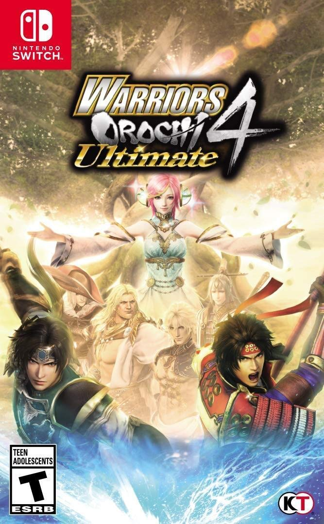 [NS] Warriors Orochi 4 Ultimate - R1