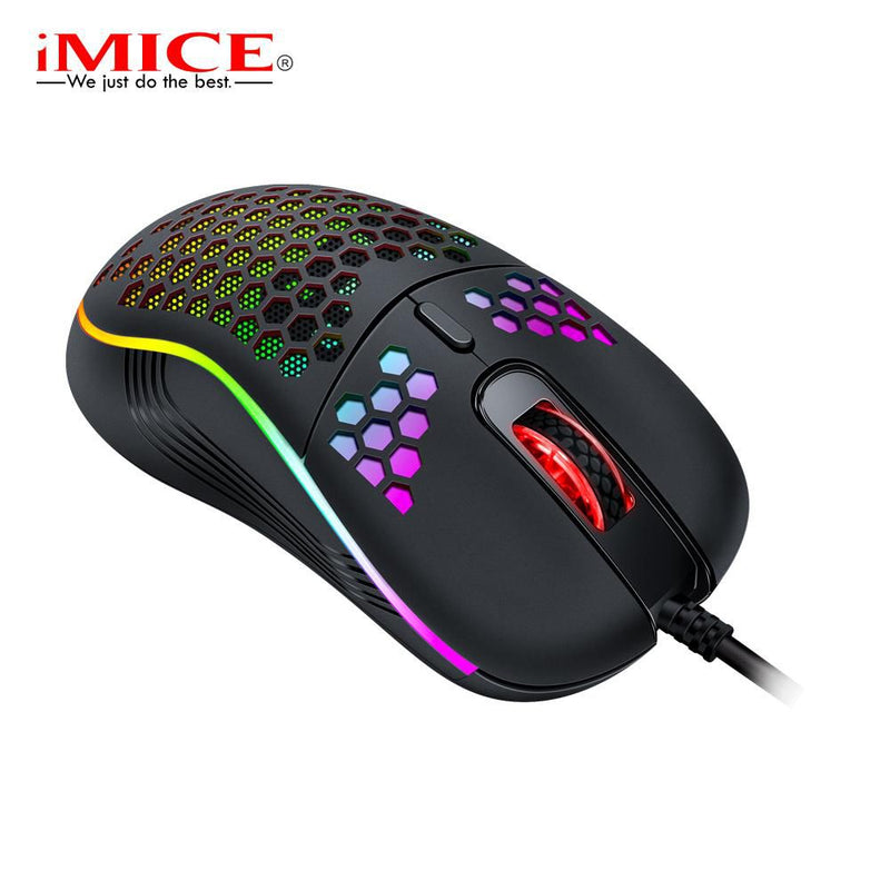 İMICE T98 GAMER 7200 dpi RGB Led Gaming E-sport Mause