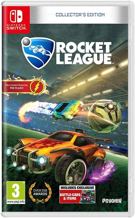 [NS] Rocket League Collector's Edition - R2
