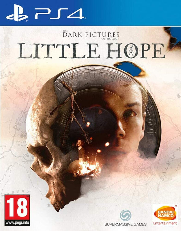 [PS4] The Dark Pictures Anthology: Little Hope - R2 (Arabic subtitle)