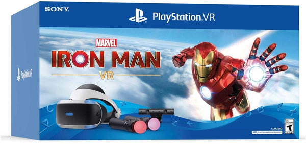 PlayStation VR Marvel's Iron Man VR Bundle - R1