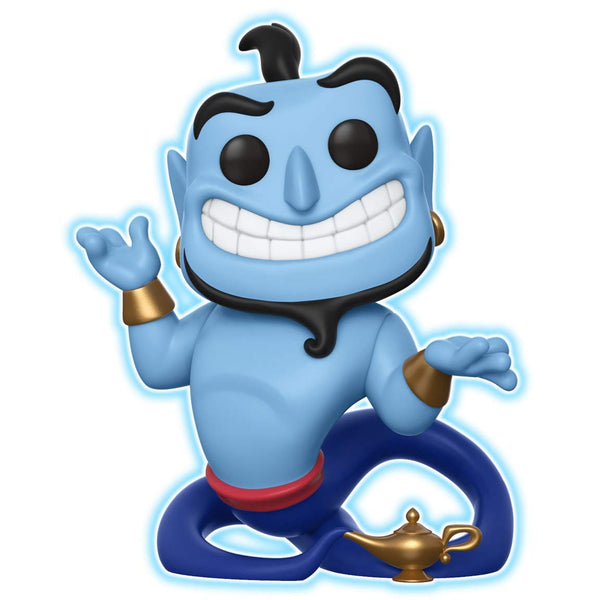 Funko Pop! Genie w/ Lamp [Glow-in-Dark] (Specialty Series)